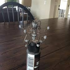 diy shabby chic chandelier