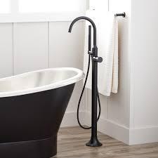 hand shower bathtub spout solid brass