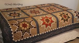 Quilt For Sale… Feathered Star   CindyBlackberg.com & Sitting pretty again! Adamdwight.com