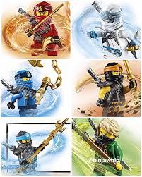 Bernad agustinus (@bernad_agustinu) Ninjago Season 11 Ninja Suit ...