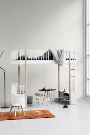 Wood Collection loft bed by Oliver Furniture. | Bird's Nest ...