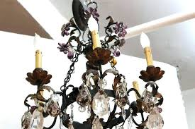 full size of rock crystal chandelier drops cocovara lighting schonbek versailles regency with carved apples and