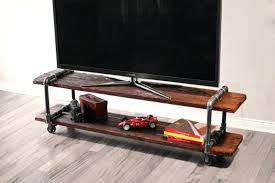 stand with wheels homemade tv diy corner instructions