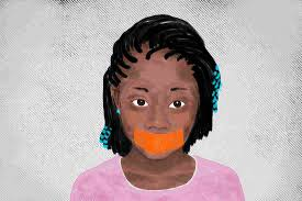 Black exploited girl teen
