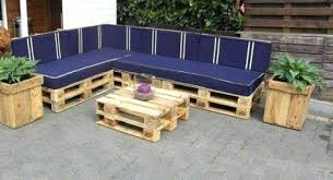 wood pallet patio furniture. Plain Furniture Wooden Pallet Deck Wood Lawn Furniture Outdoor  Sectional Sofas Small   In Wood Pallet Patio Furniture S