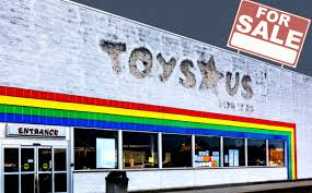 an empty toys r us credit istock
