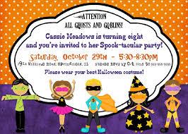 doc halloween birthday party invitations templates halloween birthday party invite halloween birthday party invitations templates