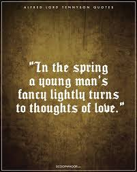 Best Tennyson Quotes