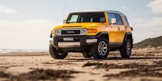 Toyota Fj Cruiser Review Specification Price Caradvice