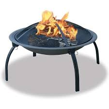 charbroil 10501572 char broil campfire 2 go 26 steel wood burning fire pit