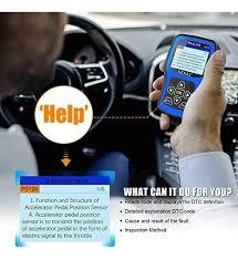 nexas nl101 obd2 scanner automotive