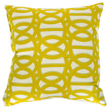 reflex ii citron sunbrella outdoor throw pillow outdoor throw pillows e94
