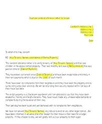 Example Of Reference Rental Reference Letter Example Emailers Co