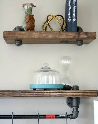 corner pipe shelves pipe shelf tutorial with directions industrial pipe corner shelves