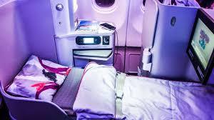 Review Iberias Long Haul Business Class Chicago Ohare