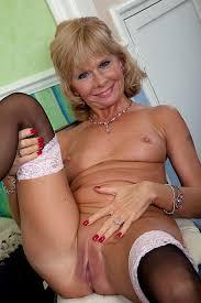 Porno of naked elderly women