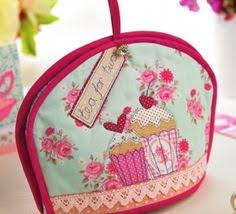 Free Teapot Cozy Sewing Pattern | wanna make a tea cosy! | Allison ... & Vintage tea cosy Adamdwight.com