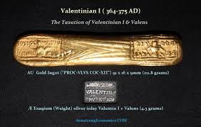 「364 Valentinianus I, roman emperor」の画像検索結果