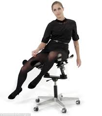 nice office chairs uk. American Researchers Have Invented The Ultimate Office Chair - Which They Say Is Not Only Good Nice Chairs Uk