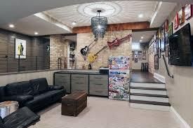 Basement ideas for teenagers Kids Awesome Finished Basement Ideas For Teens Next Luxury Top 70 Best Finished Basement Ideas Renovated Downstairs Designs
