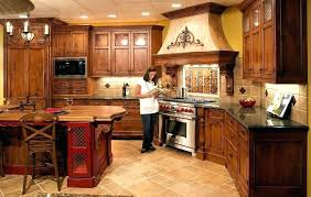 red oak kitchen cabinets rustic red kitchen cabinets gorgeous images of kitchen decoration with black granite red oak kitchen cabinets