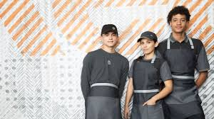 mcdonald s unveils new crew uniforms in muted colors fox news