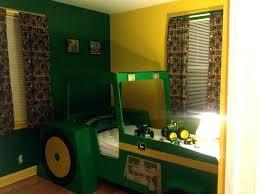 Tractor Themed Bedroom Custom Inspiration