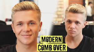 Mens Comb Over Hairstyle Mens Side Part Comb Over Haircut Hairstyle 2016 Mens Hair