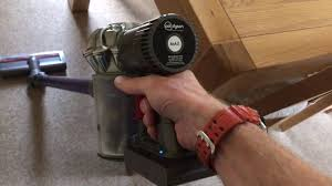 Dyson Dc59 Red Light Blinking Fault With Dyson Dc59