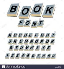 font book alphabet on covers of books abcs of log on vine hardcover books old books with letters set of alphabetic characters and digits creat