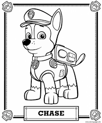 Awesome Paw Patrol Chase Template Featured Skye Paw Patrol Kinder