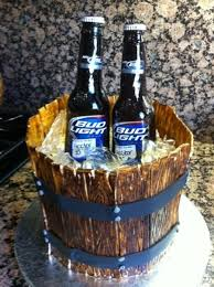 Bud Light Birthday Budlight Birthday Cake Cakecentral Com