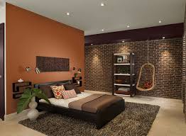 wall paint for brown furniture. Orange Paint Colors For Bedrooms Uploads 2014 04 Bedroom With Dark Furniture Wall Brown 0