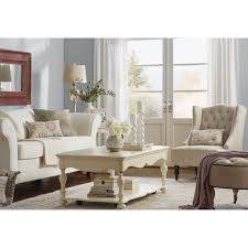 White Living Room Rug Rachelle Ivory White Oriental Hand Tufted Area Rug Reviews