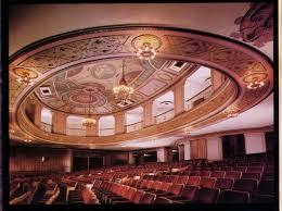 Allen Theatre In Cleveland Oh Cinema Treasures