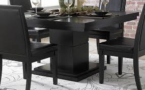 modern black dining room tables. Homelegance Cicero Dining Table Modern Black Room Tables