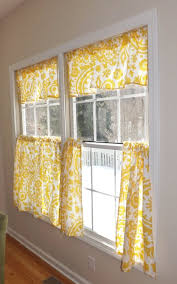 furniture graceful kitchen curtains 31 yellow curtain ideas kitchen curtains country