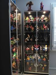 billy bookcase with glass doors ikea designs