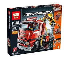 Электромеханический <b>конструктор Lepin</b> Technican <b>20013</b> ...