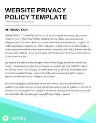 policy templates privacy policy templates under fontanacountryinn com