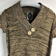 Yoki Collection 2003 Sweater Dress W Belt Size