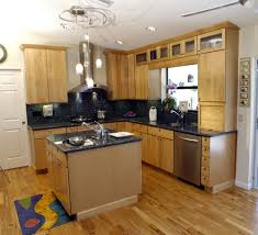 small l shaped kitchen with island design