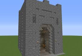 Medieval Kingdom Stone Gate Open GrabCraft Your number one