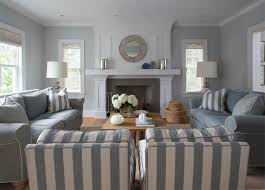 living spaces home furniture. gray u0026 stripes in a seaside cottage gray living roomsliving spaces home furniture
