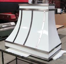 there are many finishes available for stainless steel the most common is type 304 stainless steel in a 4 brushed finish