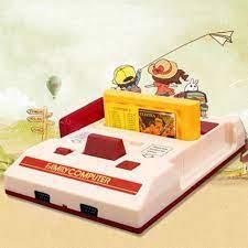 Máy Chơi Game Điện Tử 4 Nút + KM Băng 500in1. Máy Game Băng 4 Nút Thời –  Dientu102