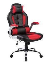 lumbar support chair position. merax high-back racing style swivel chair lumbar support position