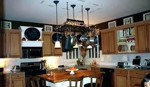 pan holder ceiling kitchen pan hanger kitchen pan hanger mounted pot ceiling mounted pot rack installing
