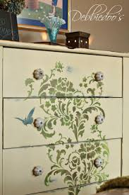 image stencils furniture painting. Stenciled Furniture Image Stencils Painting