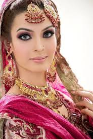 beauty is face makeup if face makeup is better the bride will look beautiful for that we share some new bridal faces order of add much beauty collection